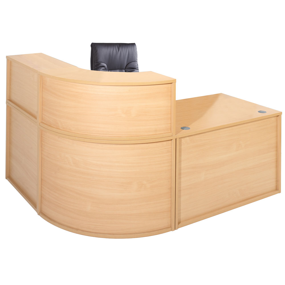 Used Contemporary Reception Desks