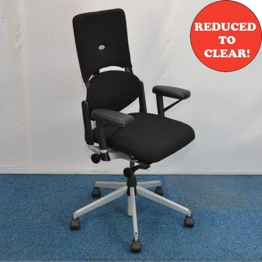 Steelcase Please V1 Task Chair - No Arms