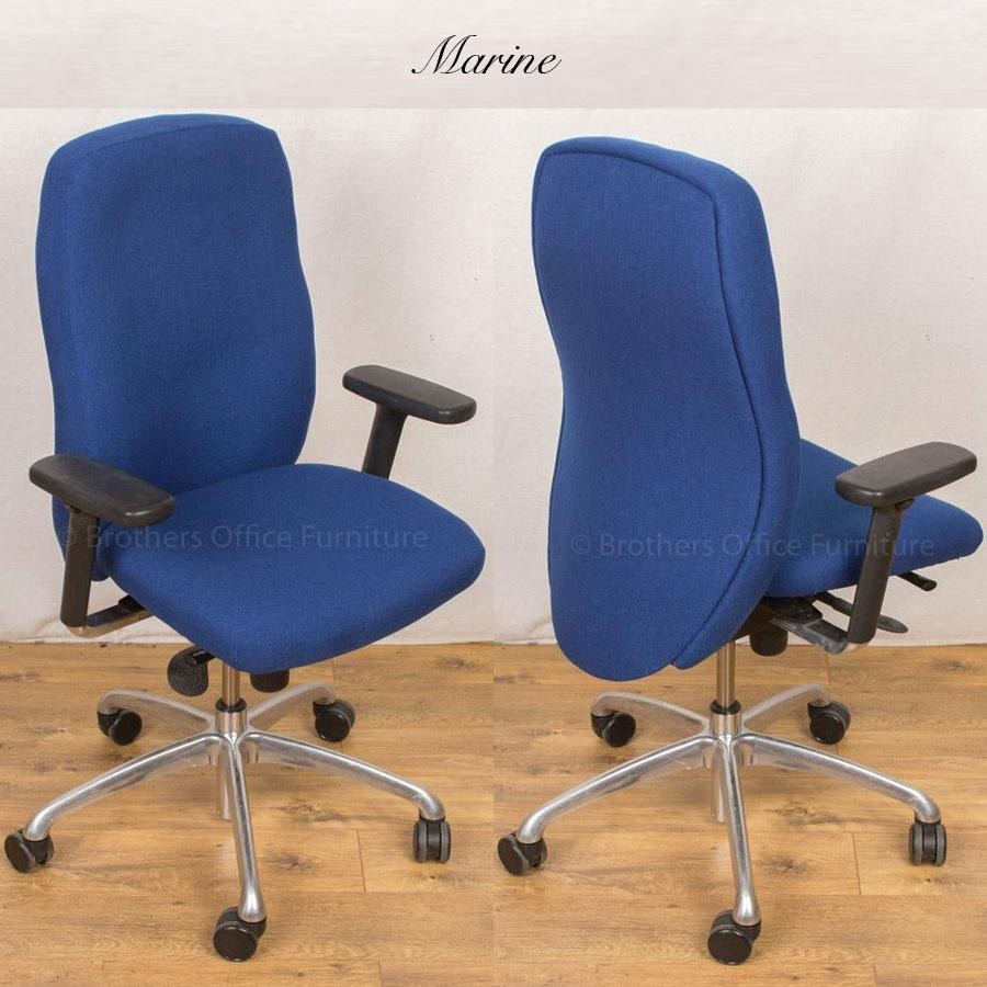 Boss Design Neo Operators Chair | Refurbished