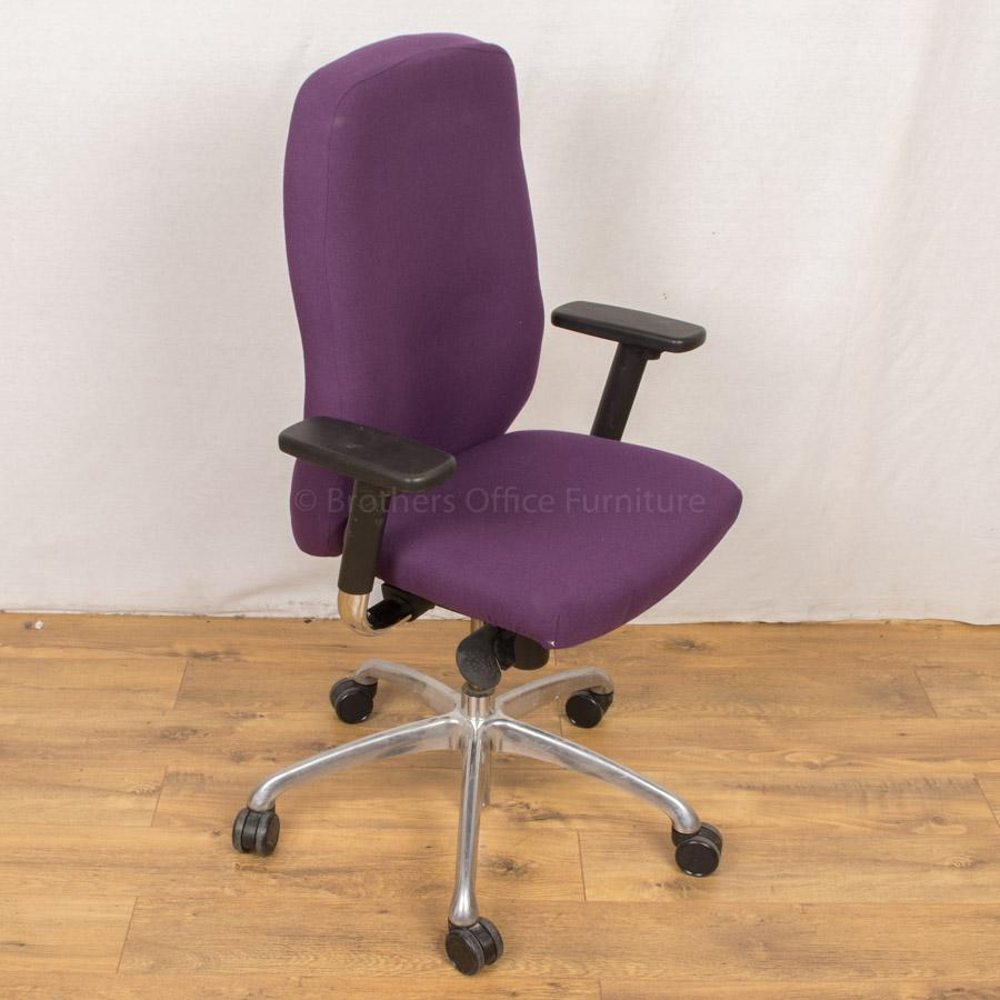 Boss Design Neo Operators Chair - Refurbished