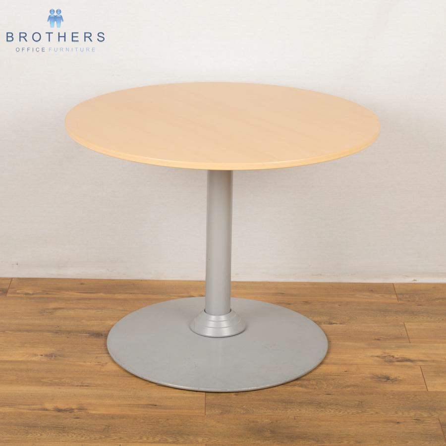 Steelcase Beech 900D Circular Meeting Table