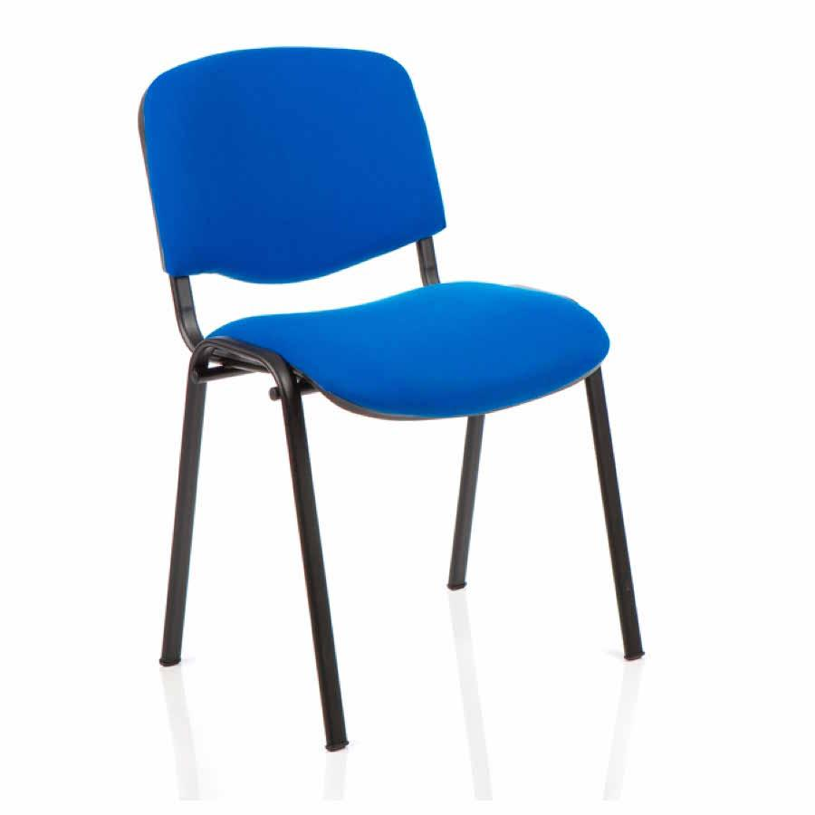 Iso Club Stacking Chair