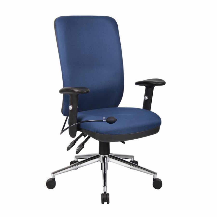 Chiro High Back Operators Chair