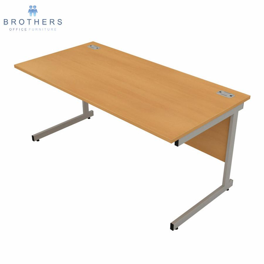 LP Satellite Straight Desk