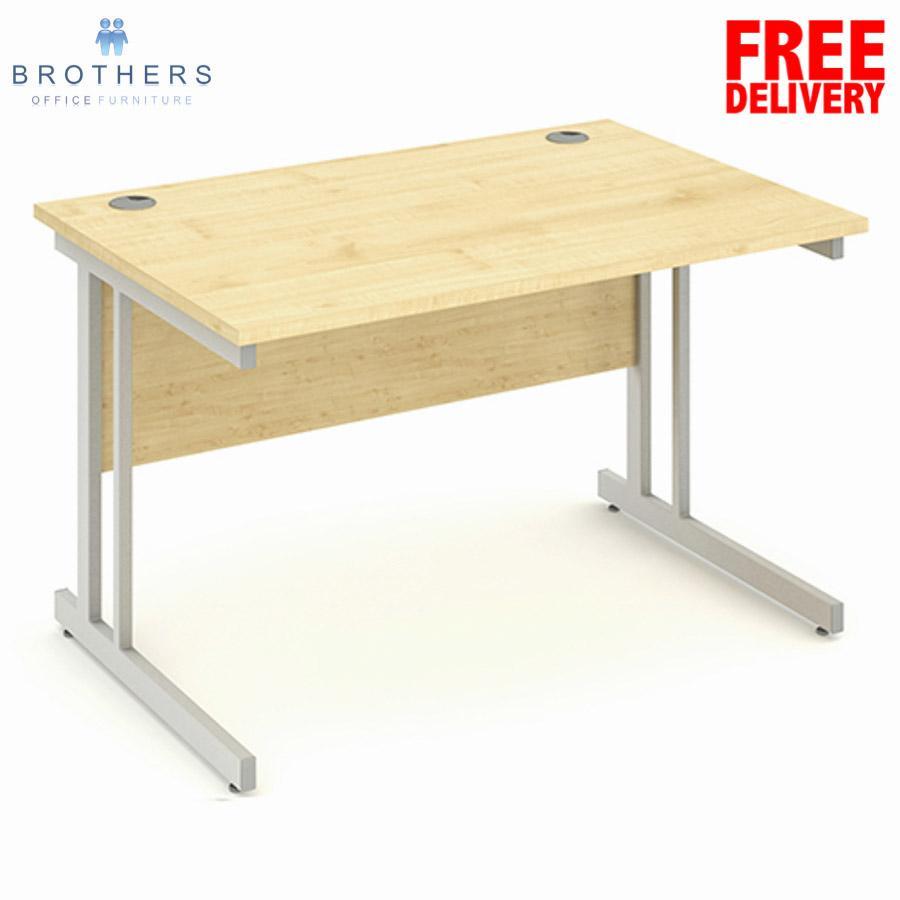 Impulse Straight Desk