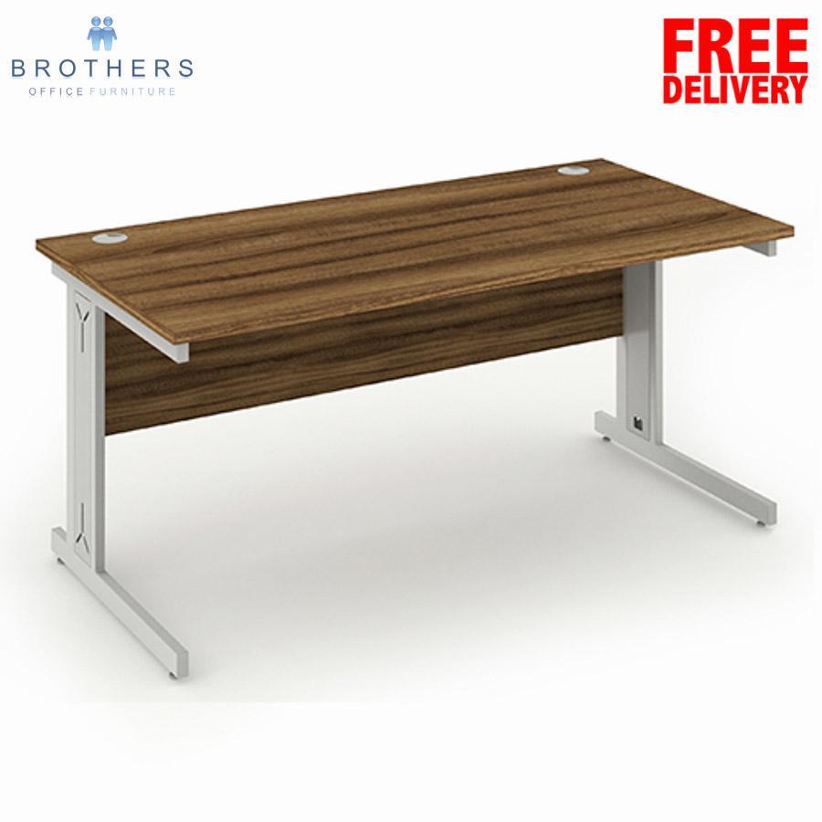 Impulse Plus Straight Desk
