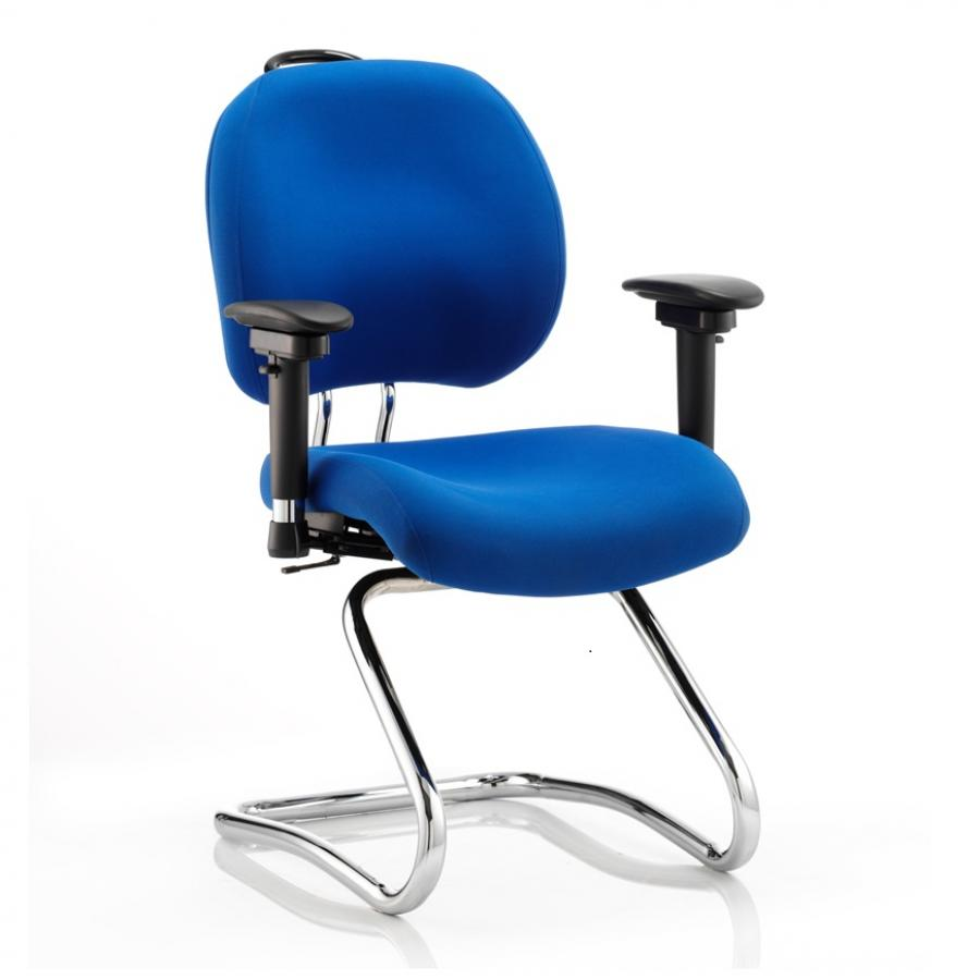Chiro Plus Cantilever Chair with Arms