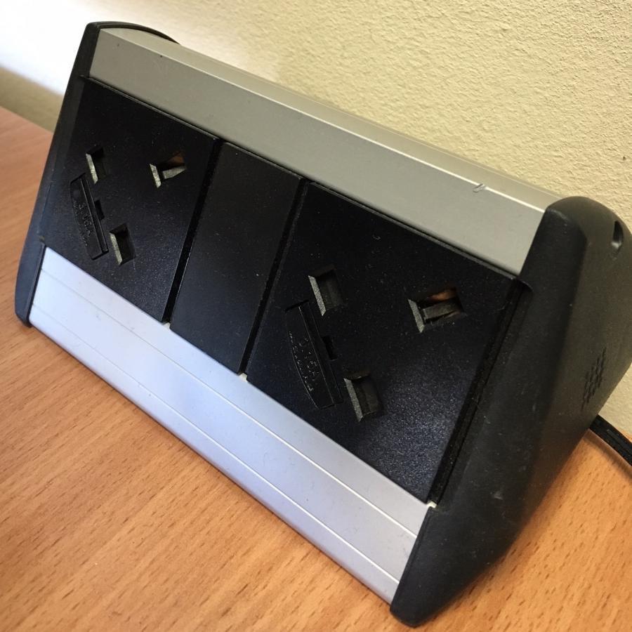 2 Way Desktop Power