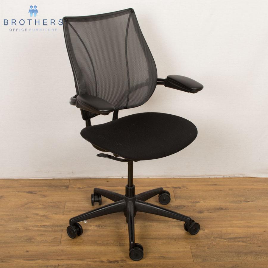 Humanscale Liberty Mesh Operators Chair