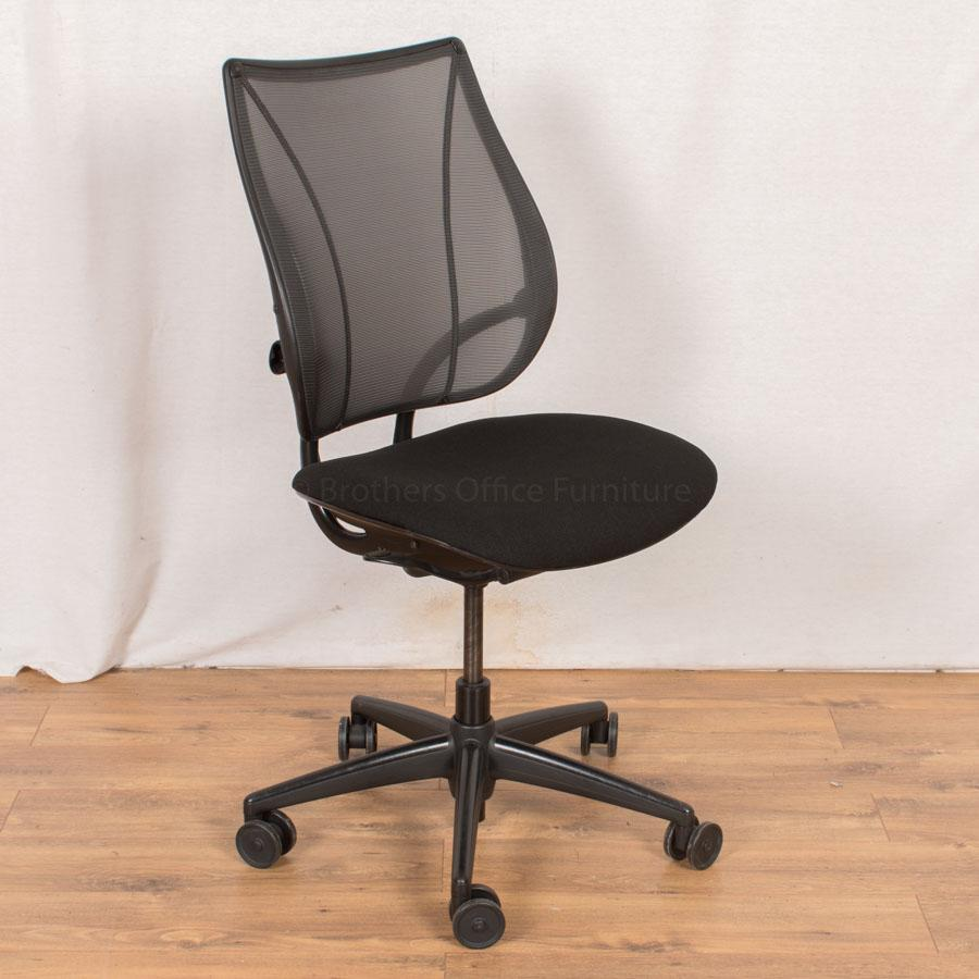 Humanscale Liberty Mesh Operators Chair