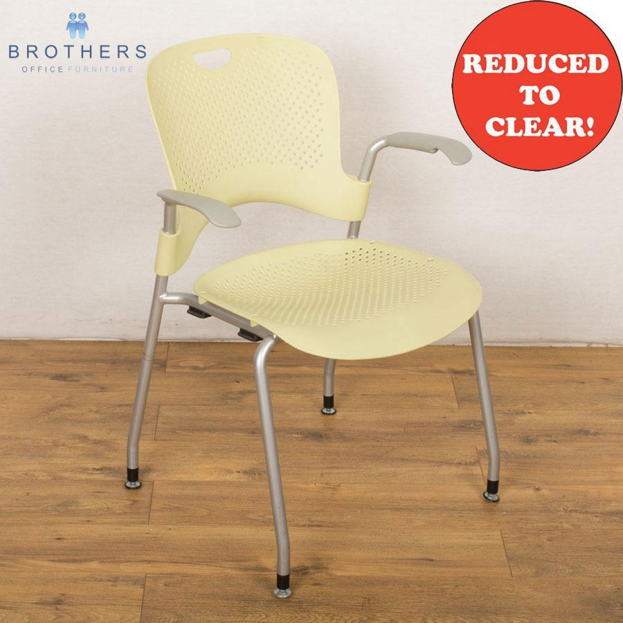 Herman Miller Green Caper Chair