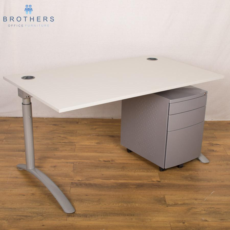 memo light grey 1400x800 height adjust desk
