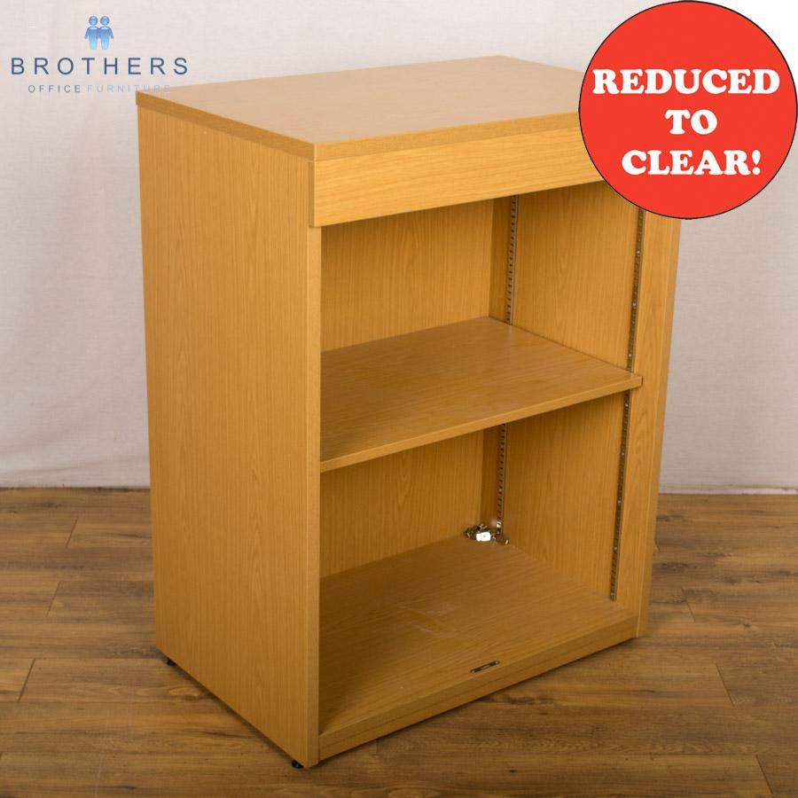 Sven Bureau Oak 1065H Bookcase