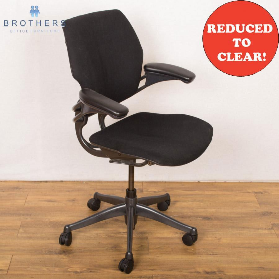 Humanscale Freedom Operators Chair