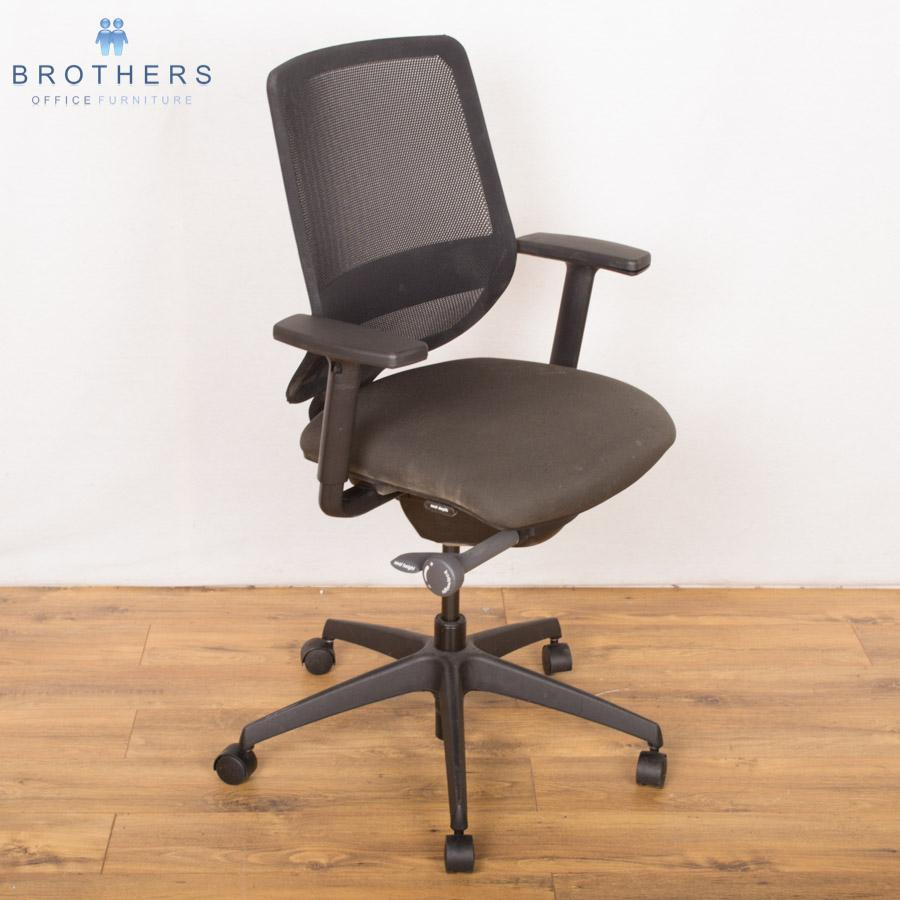 Boss Lily Mesh Back Operators Chair