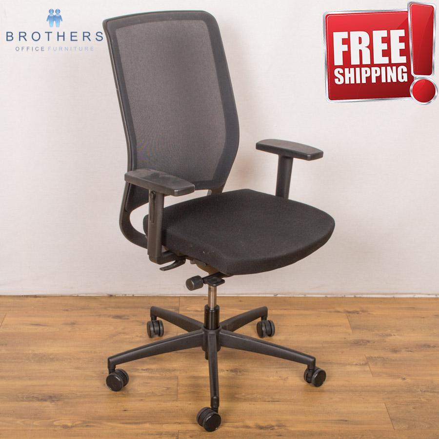Verco BRE1 Mesh Back Office Chair