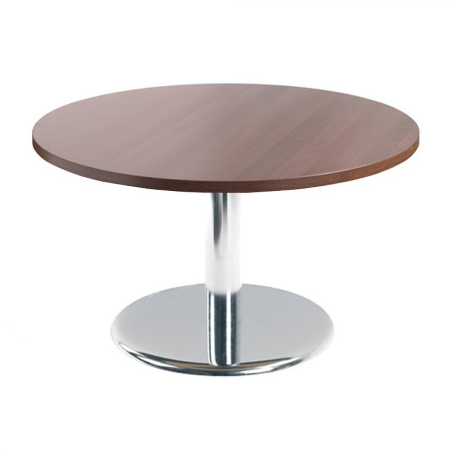 Dams round reception coffee table Round espresso coffee table