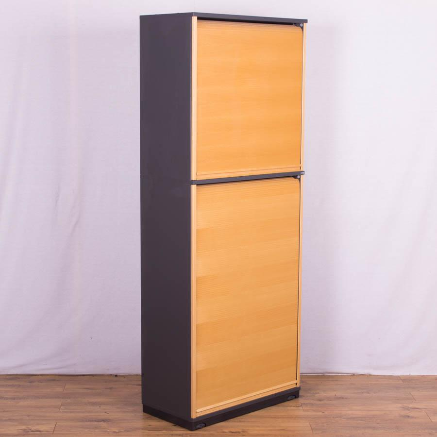 Property Brothers Two Tone Kitchen Cabinets: Kinnarps Two Tone 2030H Tambour Cupboard