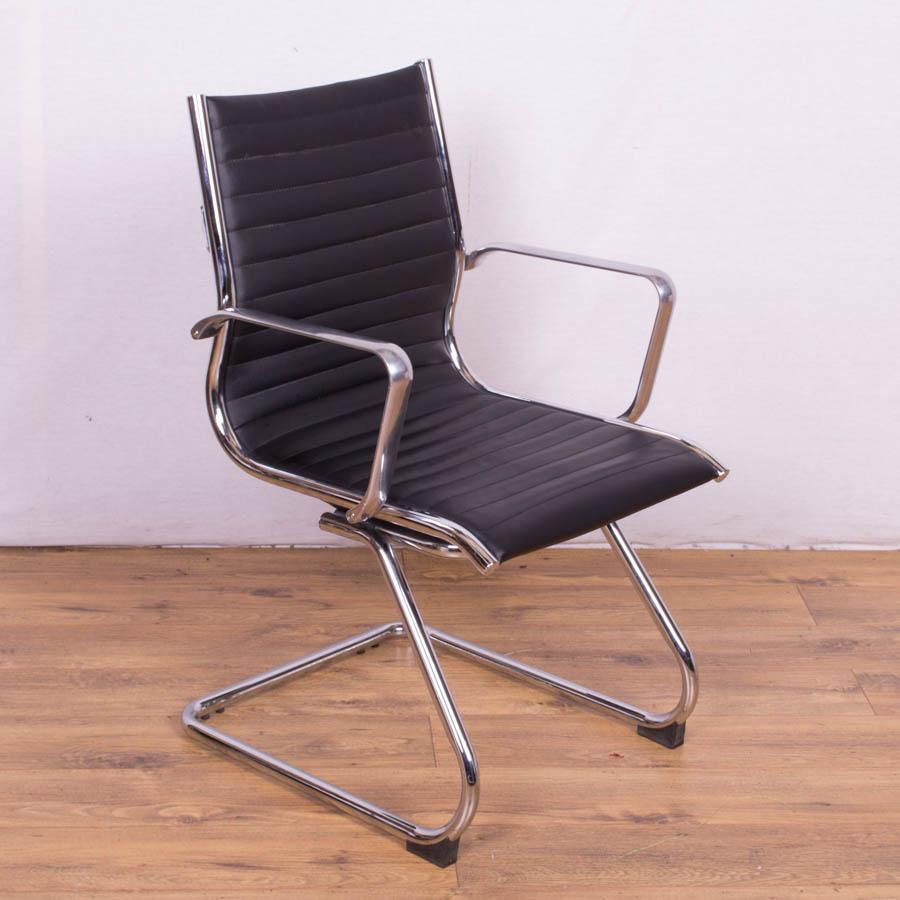 Eames Style Cantilever Meeting Chair