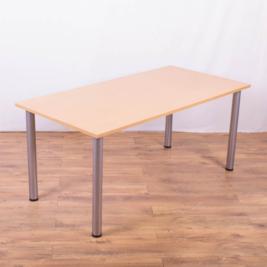 Oak 1600x800 Office Table