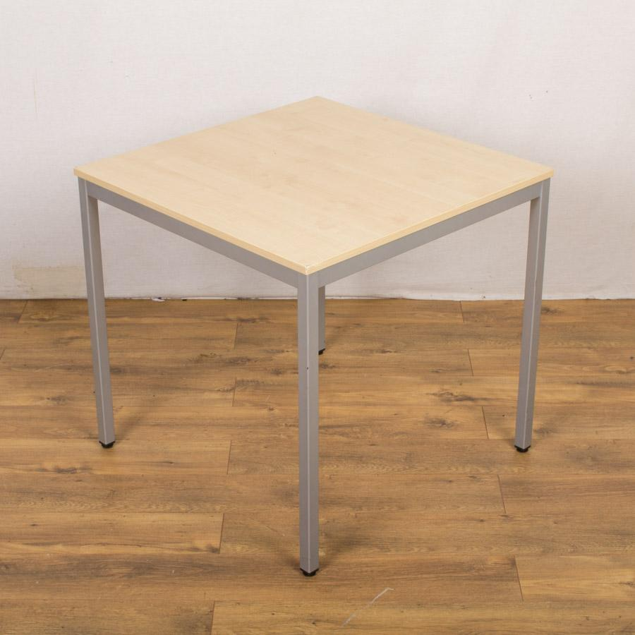 Flexi Maple 750x750 Office Table
