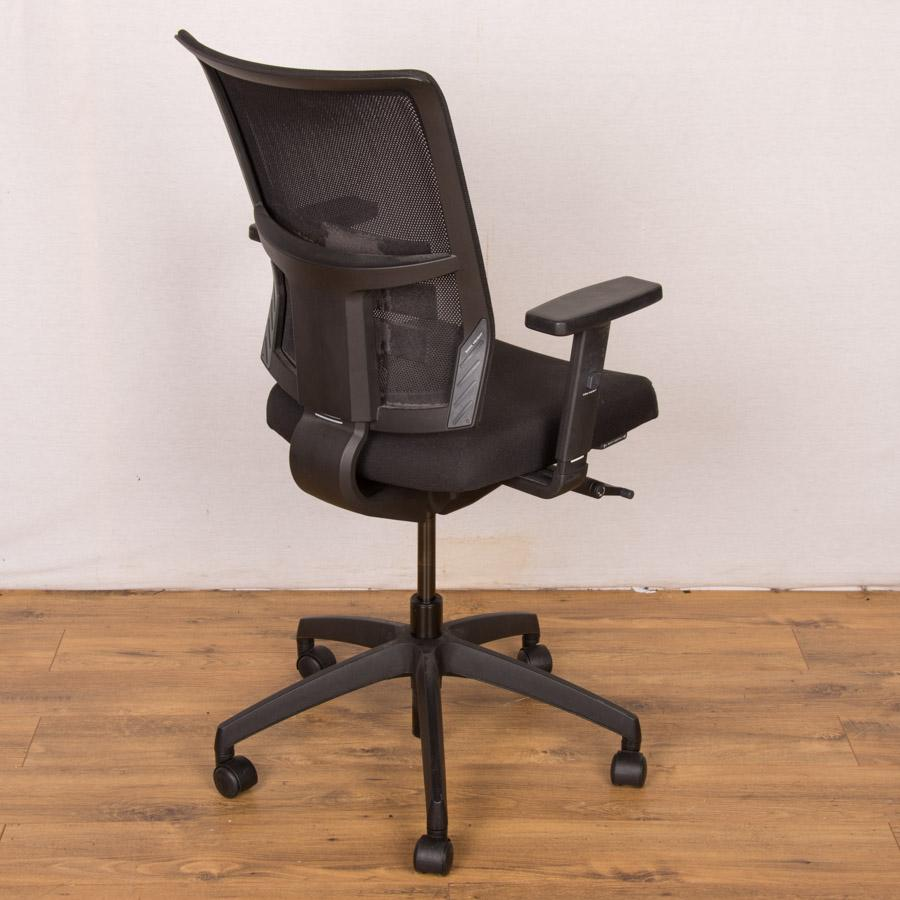 Connection Mesh Back Operators Chair