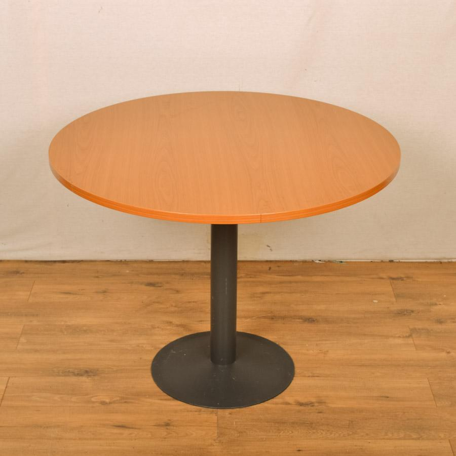 Cherry 1000D Round Office Table