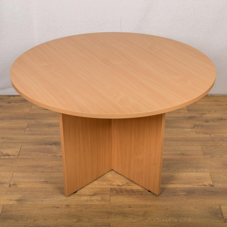 Beech 1200D Round Office Table (RT40)