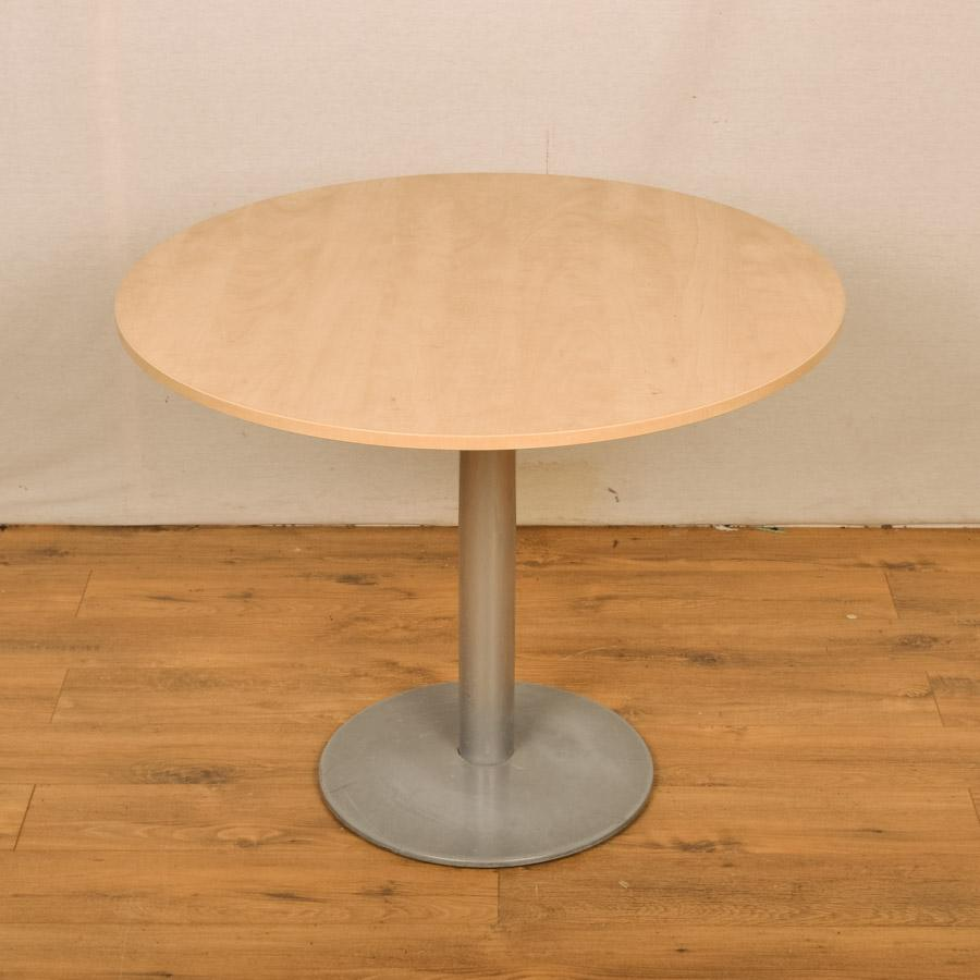 Techo Maple 900D Round Office Table (RT27)