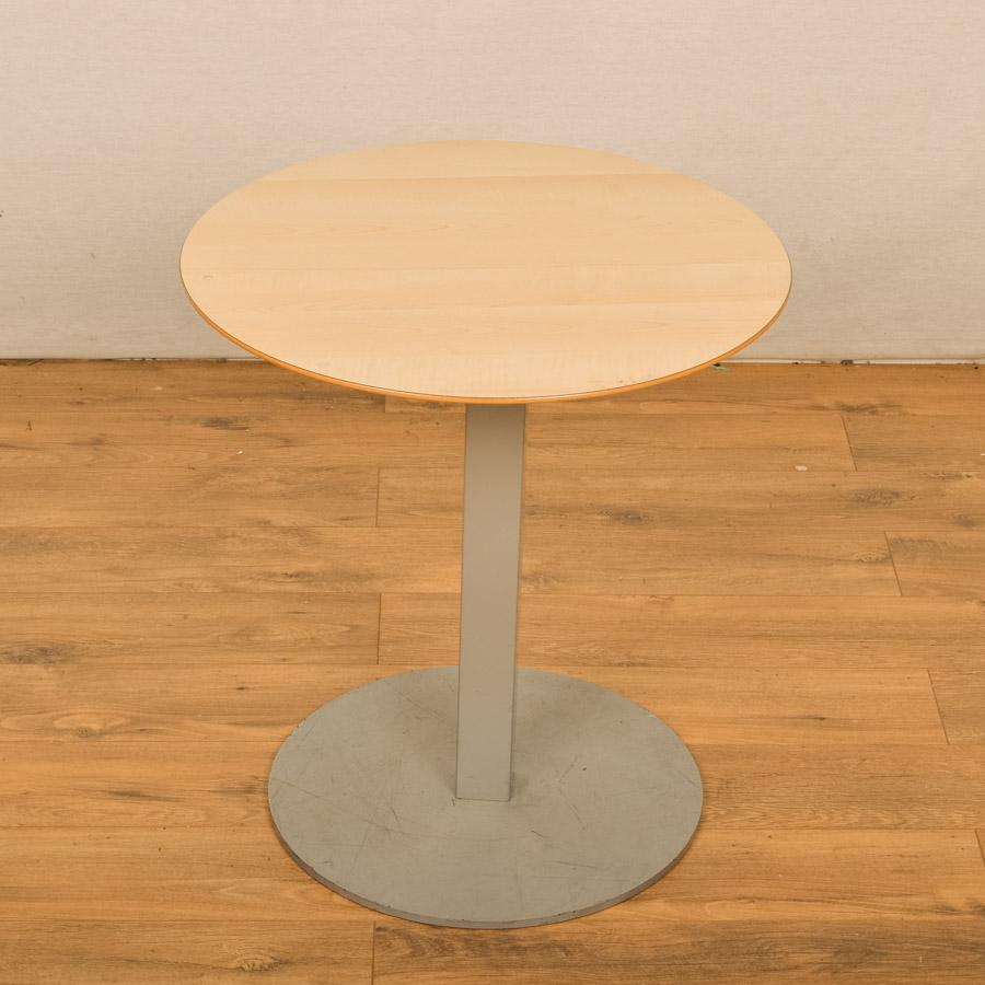 Allermuir Maple 600D Round Office Table (RT30)
