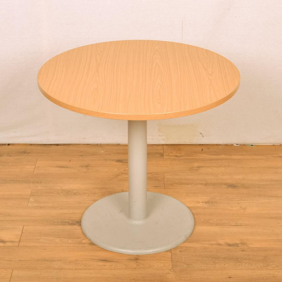 Bureau Oak 800D Round Office Table (RT35)