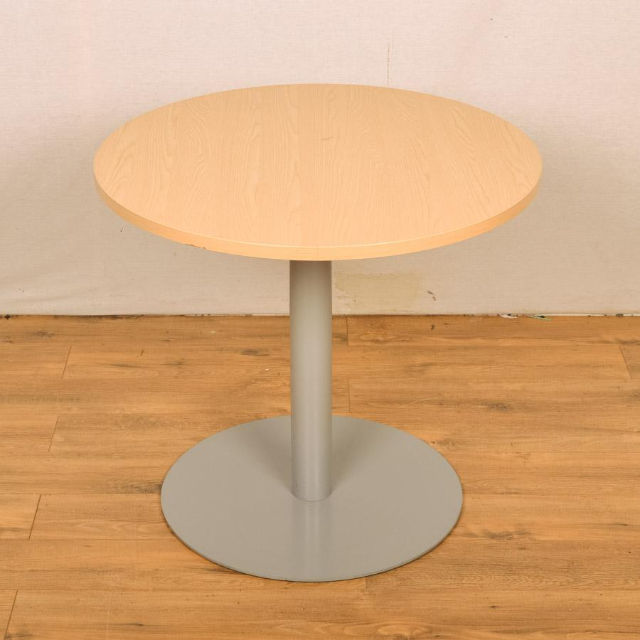 Maple 800D Round Office Table (RT36)