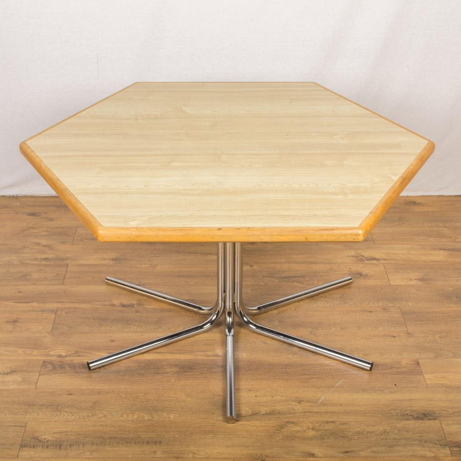 Ash 1200x1350 Meeting Table