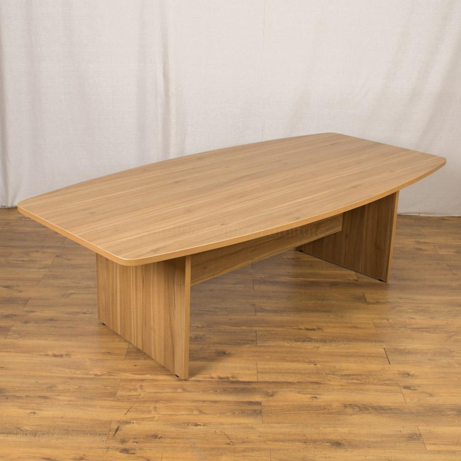 American Walnut 2400x1200 Meeting Table (MT210)