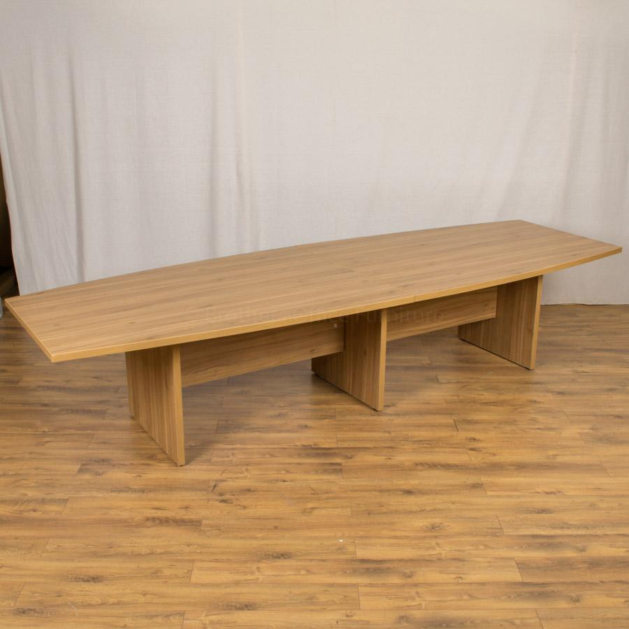 American Walnut 3600x1200 Boardroom Table (BT99)