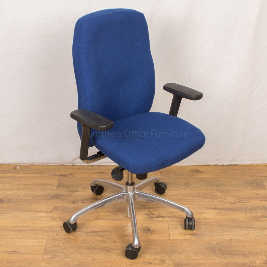 Boss Design Neo Operators Chair - No Arms
