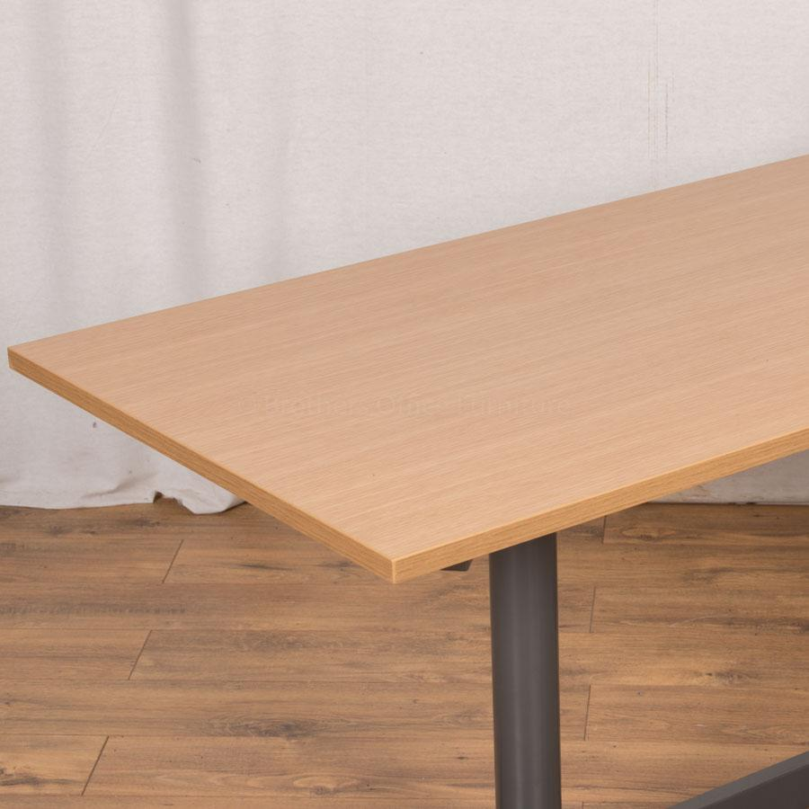 Light Oak 1600x735 Office Table