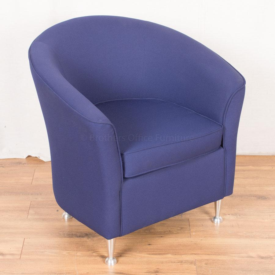 Indigo Reception Tub Chair