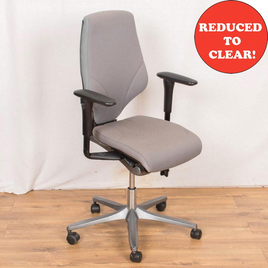 Giroflex 64 Grey Office Chair