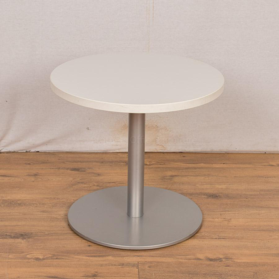 White 550H x 600D Coffee/Breakout Table