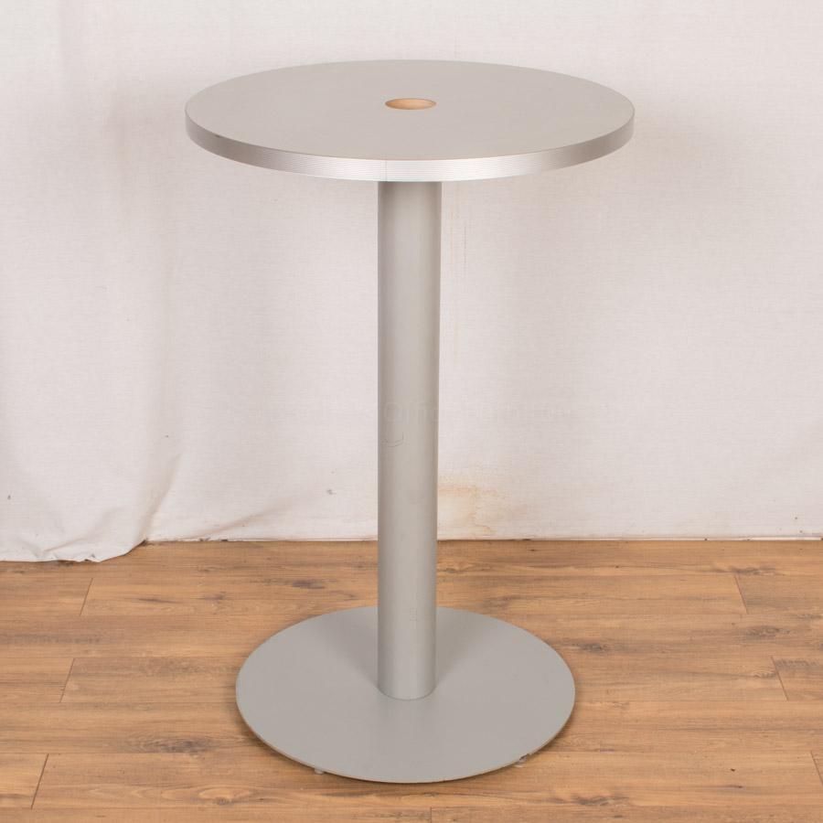 Light Grey 1070H x 700D Tall Breakout Table