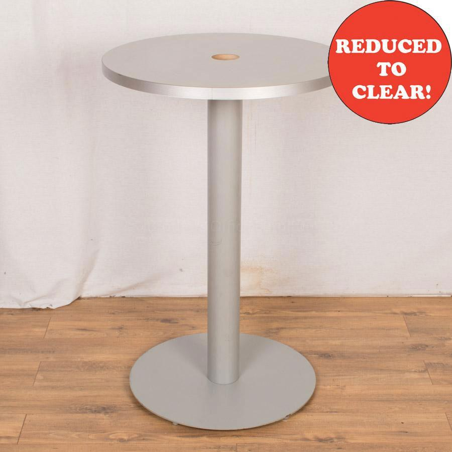 Light Grey 1070H x 700D Tall Breakout Table