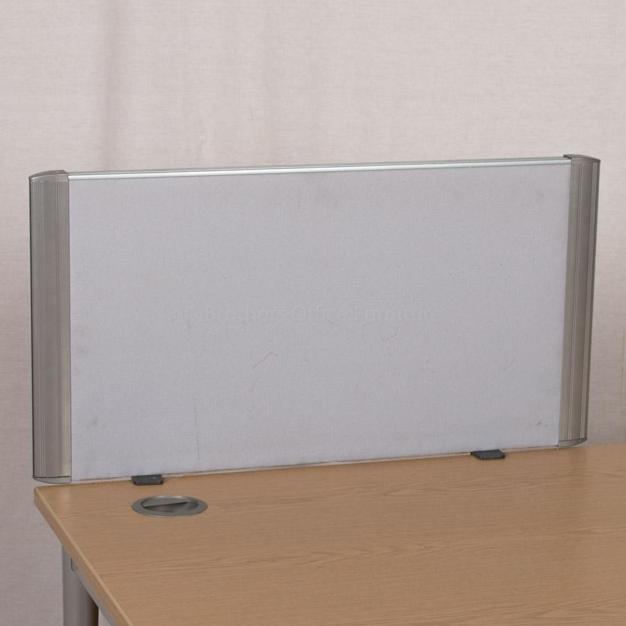 Light Blue 800 Desk Divider (UDS9)