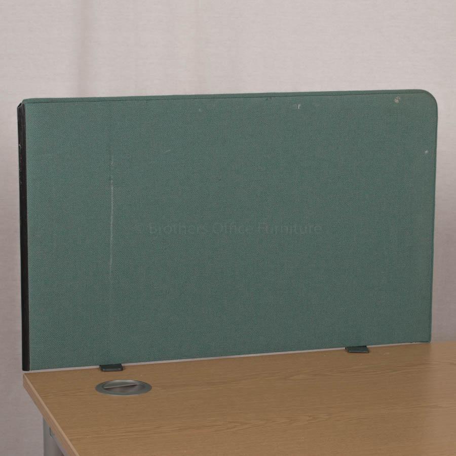 Green 790 Desk Divider (UDS14)