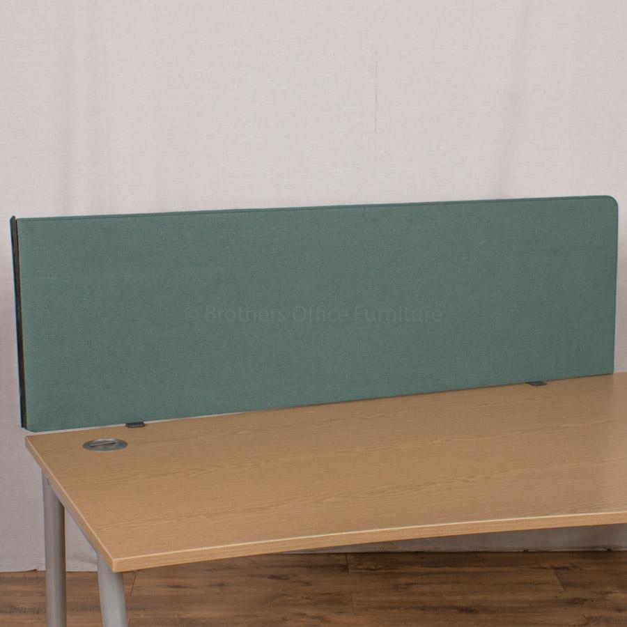 Green 1590 Desk Divider (UDS15)