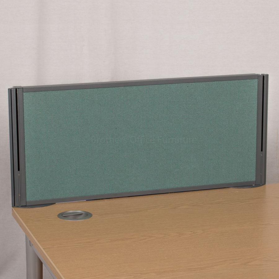 Sven Green 800 Desk Divider (UDS16)