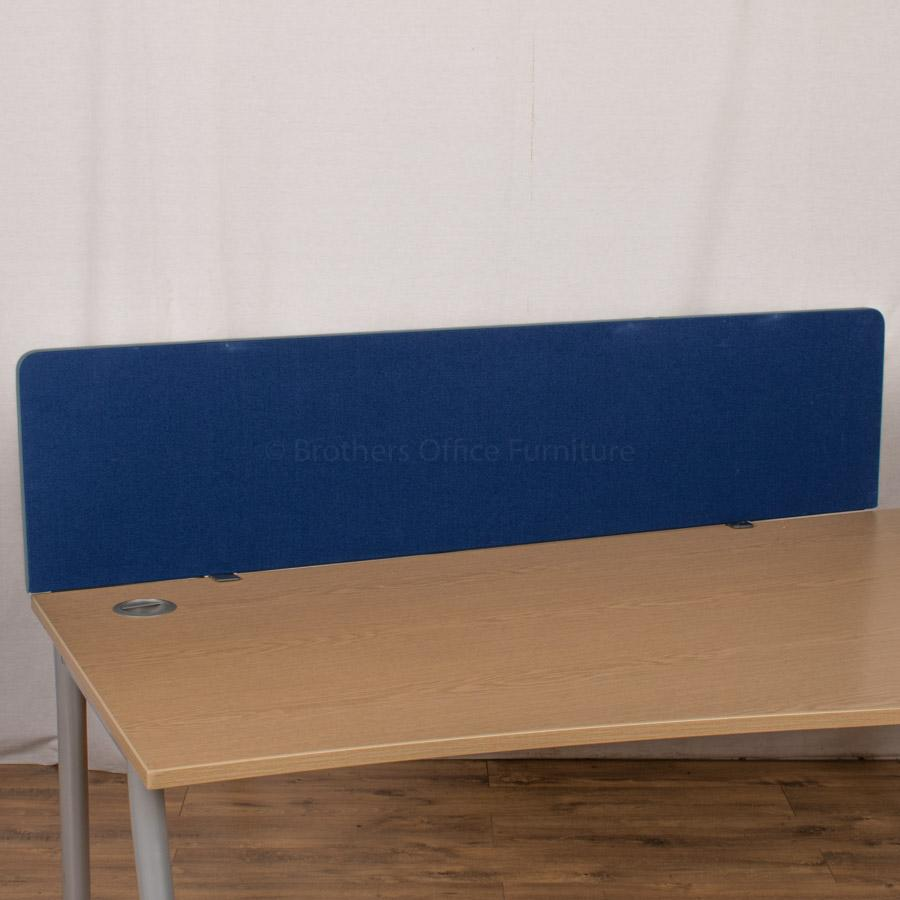 Royal Blue 1590 Desk Divider (UDS21)