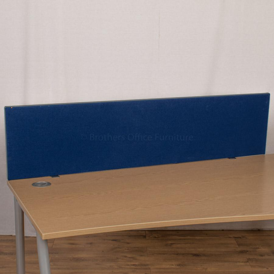 Royal Blue 1590 Desk Divider (UDS22)