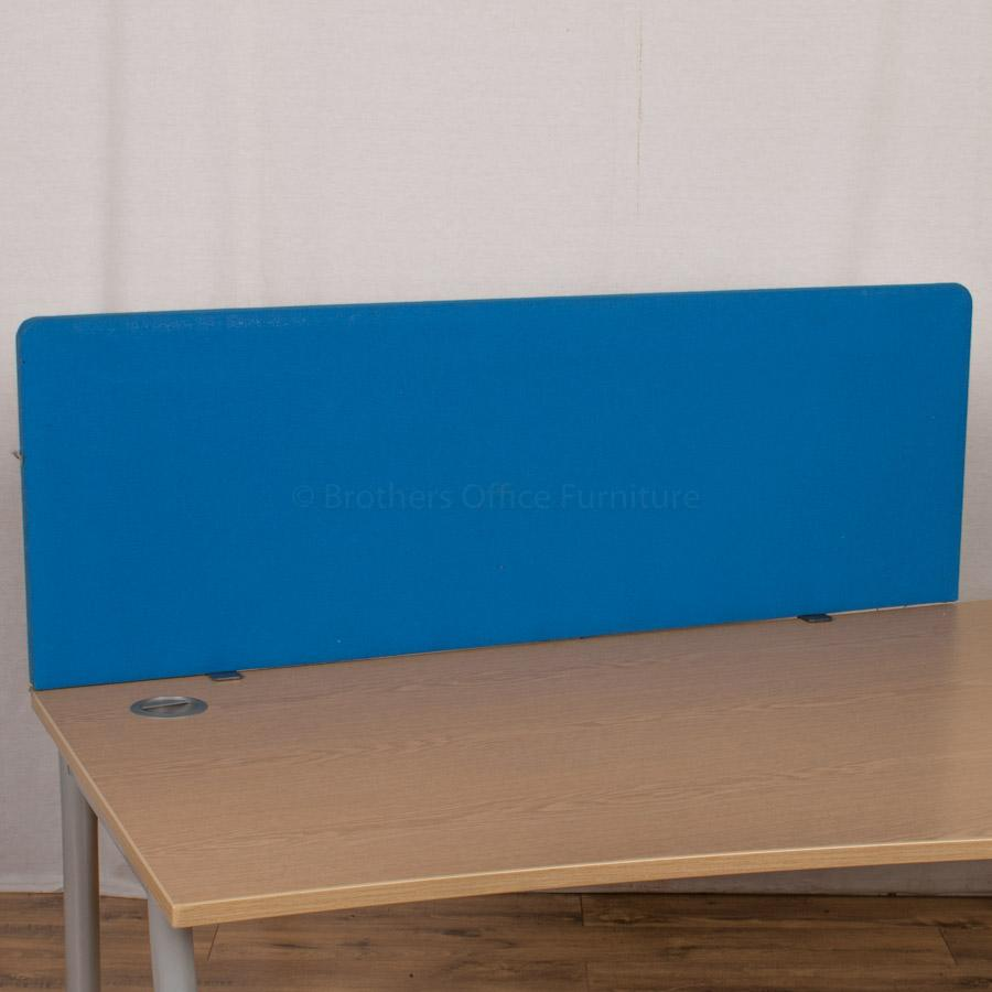 Blue 1400 Desk Divider (UDS23)