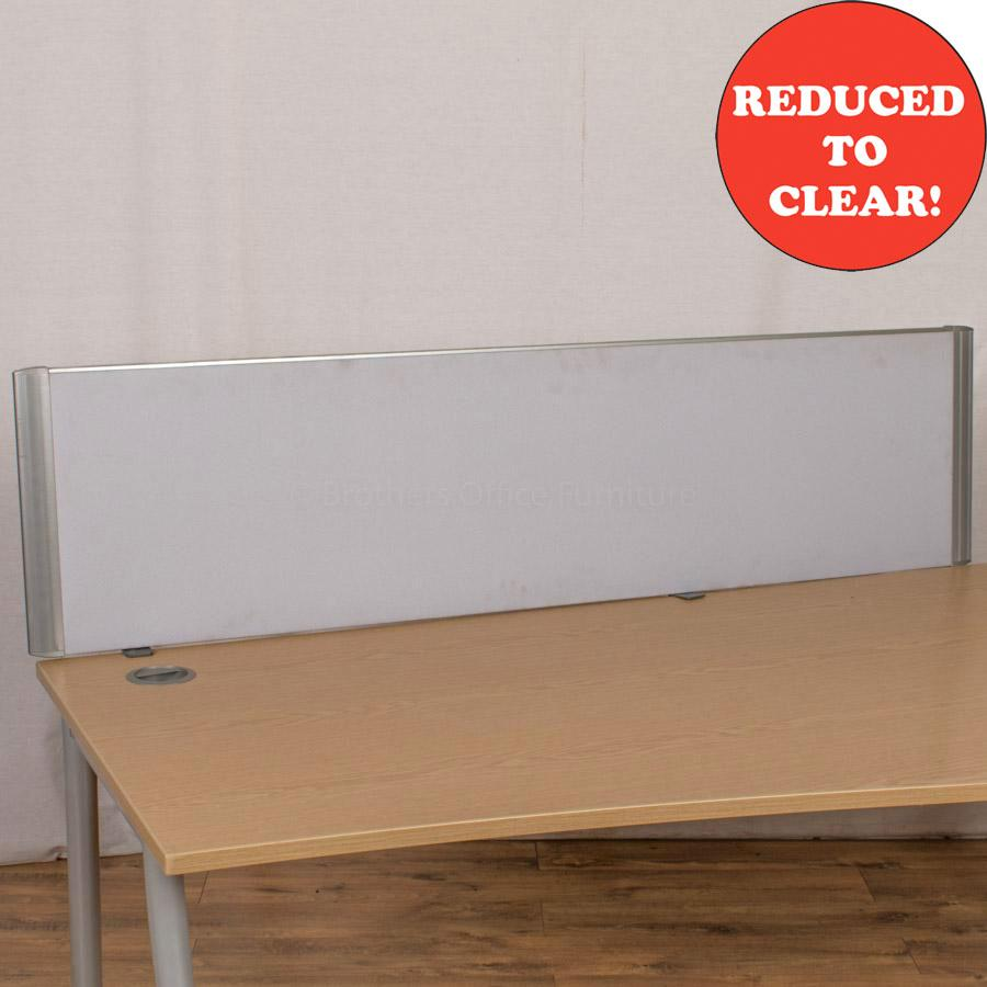 Pale Blue 1630 Desk Divider (UDS25)